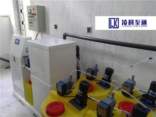 湖南浏阳市某人民医院实验室污水处理项目