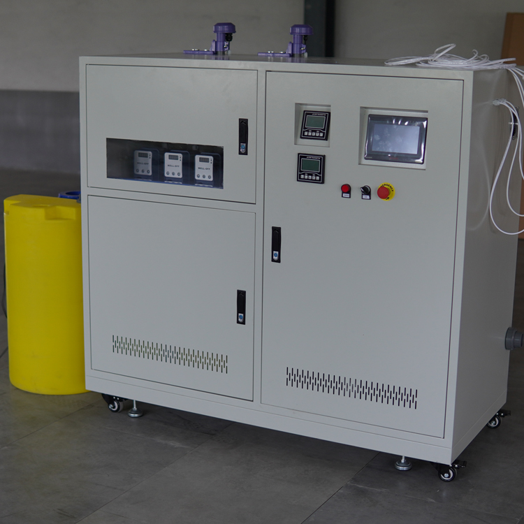 <b>实验室综合废水处理设备</b>